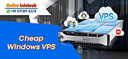 Cheap Windows VPS Hosting Solutions with Unlimited Bandwidth
