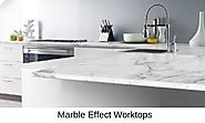 Marble Effect Worktops That Are Absolutely Irresistible