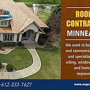 Roofing Contractors Mn | Call us 6123337627 | snapconstruction.com