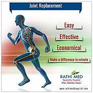 Joint Replacement Surgery Chennai | Orthopaedic surgery India
