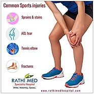 Sports Injury Treatments in Chennai | Best Sports Injury Care India