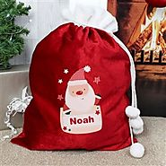Best Things about personalised christmas sack