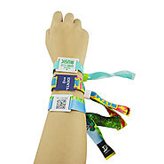 Disposable Rfid Wristbands