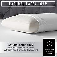 "Pain Remove Pillow on Instagram: ""Natural Latex Foam https://painremovepillow.com/beautyrest-latex-foam-pillow-for-ba..."