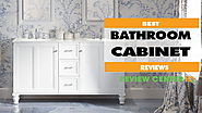 Best Bathroom Cabinet 2018 Reviews & Buying Guide