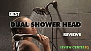 10 Best Dual Shower Head Reviews With an Ultimate Buying Guide