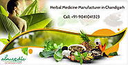 Herbal Medicine Manufacturers in Chandigarh | Ayurvedic Manufacturers