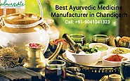 The Best Ayurvedic Medicine Manufacturers in Chandigarh - Alnavedic