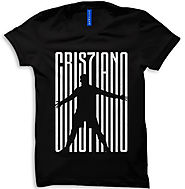 Buy Cristiano Men Round Neck T-shirt online in India- Uptown18