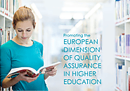 ENQA | European Association for Quality Assurance in Higher Education