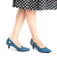 Buy Grace Patterned Court Heels Online at Best Price From PAIO Shoes