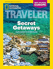 National Geographic Traveler Magazine - October 2018 #Art-and-Photography #C...