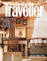 Conde Nast Traveller Magazine UK - March 2019
