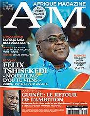 Afrique Magazine - April 2019