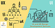 Best UI and UX Design Development Services - Prisom Technology LLP