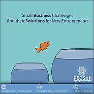 Small Business Challenges and their Solutions for New Entrepreneurs – Prisom Technology LLP