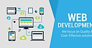 Custom Web Application Development Services - Prisom Technology LLP