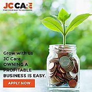 Best Low-cost franchise business opportunity in India | JC Care