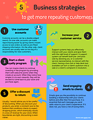 5 business strategies to get more repeating costumers