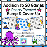 Addition to 20 Games Bump and Cover Up Ocean Theme by Mercedes Hutchens