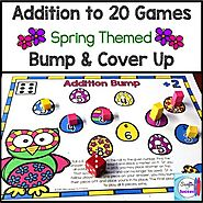 Addition to 20 Games Bump and Cover Up Spring by Mercedes Hutchens