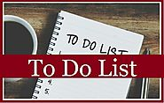 To Do List Templates | 18+ Free Printable Word, Excel & PDF