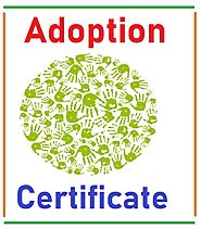 15+ Adoption Certificate Templates | Free Printable Word & PDF