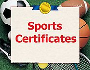 17+ Sports Certificate Templates | Free Printable Word & PDF