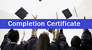 21+ Certificate of Completion Templates | Free Printable Word & PDF