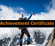 15+ Certificate of Achievement Templates | Free Printable Word & PDF