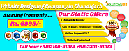 Website Designing Company in Chandigarh | Solutions 1313