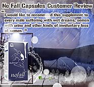 No Fall Capsules Review by Real Customer, Cure Nightfall Problem Naturally