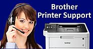 Want to Connect Printer to Computer? Contact Brother Printer Support