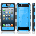 i-Blason Armorbox for Apple iPhone 5C Dual Layer Hybrid Protective Case with Built-in Screen Protector and Impact Res...