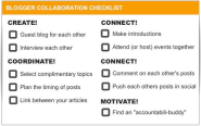 12/20/12 10-Point Guide for Blogger Collaboration