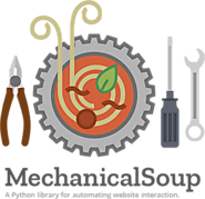 Welcome to MechanicalSoup's documentation! — MechanicalSoup 0.11.0 documentation