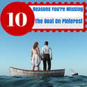 10 Reasons You're Missing the Boat on Pinterest