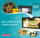 Costco 1-Hour Photo: Home Videos, Film and Slides to DVD - Transfer your home video, slides and film to DVD