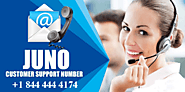 Juno Email Customer Service Number +1 844 444 4174