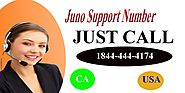 Juno Support Number 18444444174 USA/Canada
