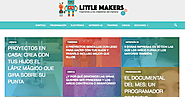 Website at http://littlemakers.es/