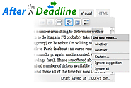 After the Deadline -