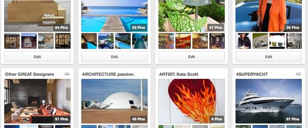 Headline for PINTEREST BEST BOARD EXAMPLES