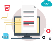 PSD to HTML conversion services with Professional Advantages