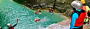 Canyoning Activity in the small and humble town of Badian, south of Cebu City