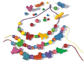 HABA Threading Animals Beads