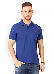 Buy Polo T Shirts for Men | Men;s Polo T-Shirts Online
