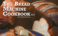 Best Rated Bread Machine Cookbooks