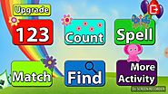 123 Numbers free game for kids | best kids education & Learning Numbers game For Kids