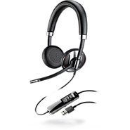 Keep Distractions at Bay With Plantronics Blackwire C725